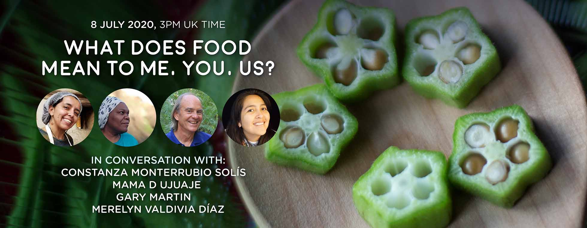 Food Landscape poster 4