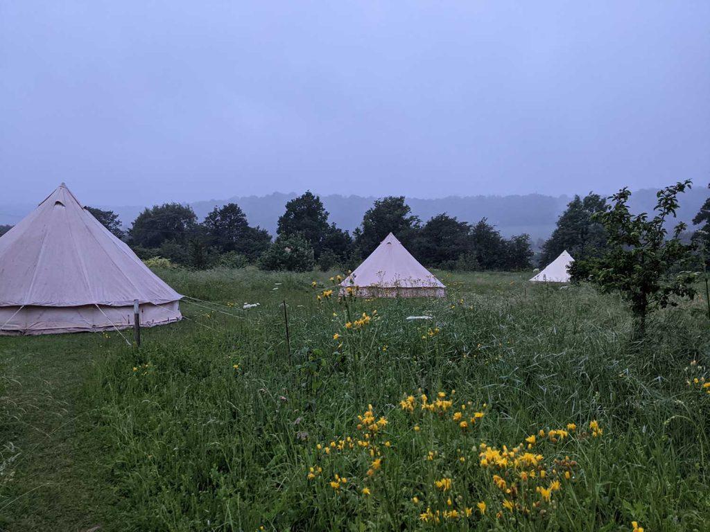 The Quadrangle, Kent, site of the GEN Toolkit retreat