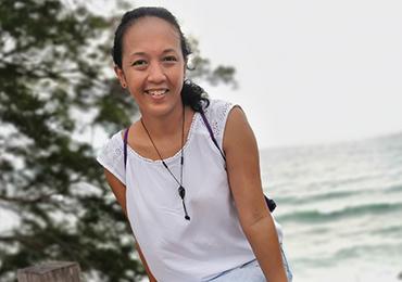 Marina Aman Sham, Communications Coordinator, Global Environments Network (GEN)